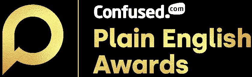 Plain English Awards logo