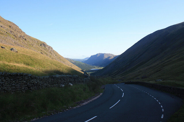 Photograph of Kirkstone Pass