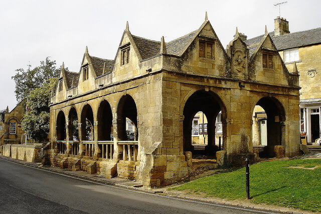 Photograph of the Cotswolds